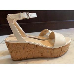 Nine West - Wedge Sandals -Size 8